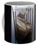 A Broken Boat Coffee Mug