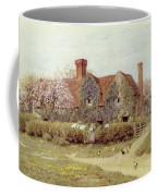 A Buckinghamshire House At Penstreet Coffee Mug
