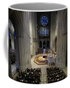 A Casket Lies In Place Coffee Mug