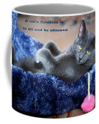 A Cats Function Coffee Mug