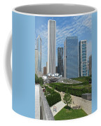 A Chicago View Coffee Mug