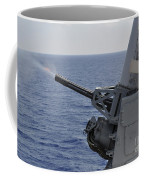 A Close-in Weapons System Aboard Coffee Mug