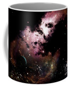 A Cluster Of Bright Young Stars Tear Coffee Mug