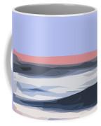 A Coastal Sunrise  Coffee Mug