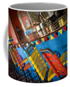 A Colorful Bar Coffee Mug