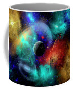 A Colorful Part Of Our Galaxy Coffee Mug