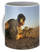 A Combat Rescue Officer Provides Coffee Mug by Stocktrek Images