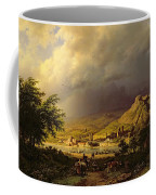 A Coming Storm Coffee Mug