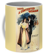 A Contented Woman, C1898 Coffee Mug