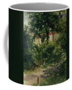 A Corner Of The Garden In Rueil Coffee Mug