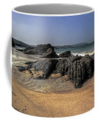 A Cornish Beach  Coffee Mug