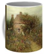 A Cottage Near Brook Witley Surrey Coffee Mug