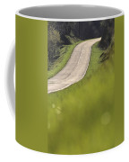 A Country Road In Virginia Coffee Mug