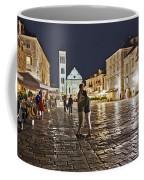 A Croatian Night Coffee Mug