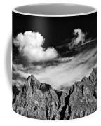 A Curl In The Sky Coffee Mug