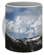 A Curved View Coffee Mug