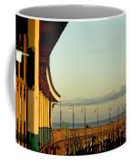Playland Rye Beach Pier Coffee Mug