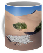 A Death Valley View Coffee Mug