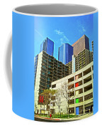 A Different Perspective On Downtown Los Angeles I Coffee Mug