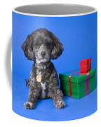A Dog With Some Gifts Coffee Mug