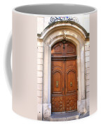 A Door In Arles Coffee Mug