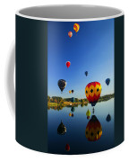 A Dozen  Reflected Coffee Mug by Mike  Dawson