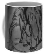 A Draw With An Elephant Coffee Mug