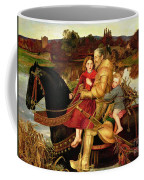 A Dream Of The Past Coffee Mug