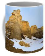 A Dusting On Monument Rocks Coffee Mug