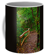 A Fall Walk Coffee Mug