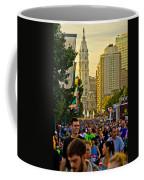 A Few People Showed Up Coffee Mug