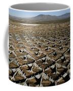 A Field Of Military Planes Coffee Mug