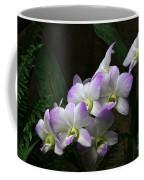 A Flight Of Orchids Coffee Mug