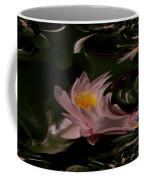 A Fractual Lily Coffee Mug