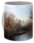 A Frosty Morning On The Elkorn Creek Coffee Mug
