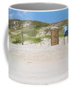 A Full Service Beach Coffee Mug