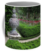 A Garden View Coffee Mug