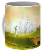 A Ghost Of A Chance Coffee Mug