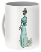 A Gibson Girl, 1899 Coffee Mug