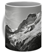 A Glacier In Jasper National Park Coffee Mug