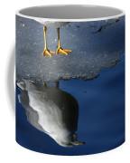 A Gull Reflects Coffee Mug