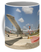A Heron Tp Unmanned Aerial Vehicle Coffee Mug