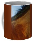 A Horses Neck And Mane, Seen So Close Coffee Mug