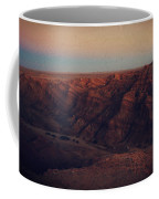 A Hot Desert Evening Coffee Mug