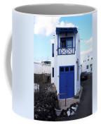 A House In El Golfo Coffee Mug
