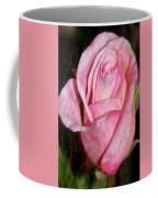 A Kiss By A Rose Coffee Mug