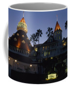 A Late Afternoon View Of The Hotel De Coffee Mug