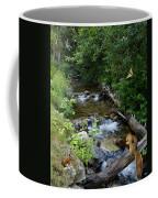 A Lazy Summer Day On Mt Spokane Coffee Mug