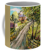 A Light Summer Breeze Coffee Mug