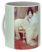 A Listener - The Bear Rug Coffee Mug
